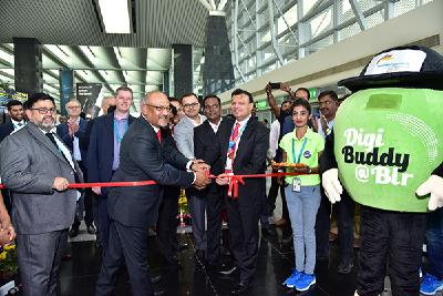 BLR Airport launches self-bag-drop