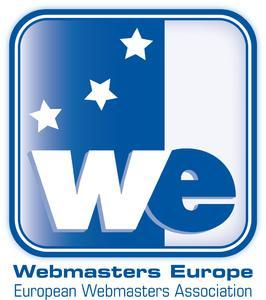 Logo von Webmasters Europe e.V. 300 dpi