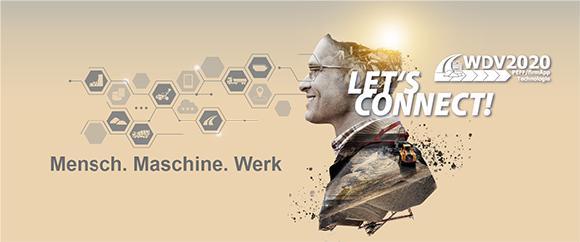 Bereit für die Zukunft? Das Netzwerk-Konzept LET'S CONNECT, in dem Werk, Maschine und Logistik weitestgehend automatisiert