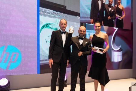Druck&Medien-Award 2018 Gewinnübergabe zum