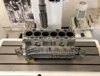 """In 1922, Christoph Willi Gehring founded his company in Naumburg and in 1935, he built the first honing machine for """"finer and more precise surface machining of round bores""""."""