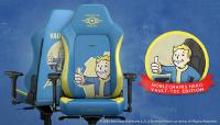 The noblechairs Fallout Vault-Tec Edition is now available to purchase!
