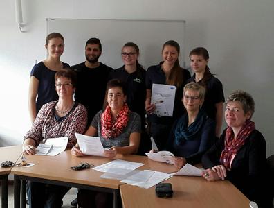 Betriebliches Gesundheitsmanagement im Amstgericht Gummersbach