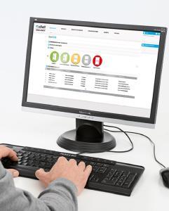 Mit SCALA bietet ASSA ABLOY unter der Marke effeff eine stufenlos skalierbare Zutrittskontrolle