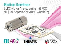 Motion Control Seminar - BLDC | Würzburg