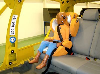 Autofahren für Kinder sicherer machen: Zum 15. Mal tagte die internationale Kindersicherheitskonferenz wie alle Jahre bei der TÜV SÜD Akademie
