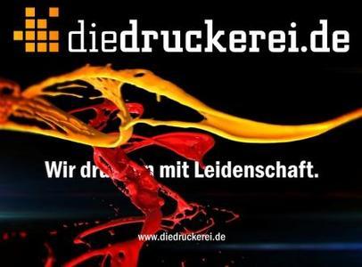 TV spot of diedruckerei.de
