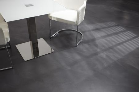 kreativer spachtelboden mit innovativer verfahrenstechnik. Black Bedroom Furniture Sets. Home Design Ideas