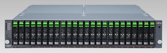 ETERNUS DX60 S2 front view 3D