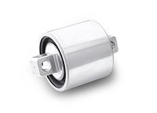 Less deformation with the same rigidity: The ContiTech bushing lives up to these requirements (Photo: ContiTech)