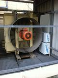 mycon GmbH installs the first measuring equipment for continuous digital measurement of heat exchangers used at the Mitsubishi HiTec Paper Europe GmbH