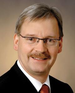 Dr.-Ing.  Hans-Ulrich Golz, President von MAG Powertrain