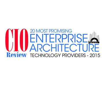 CIO Review enterprise architecture logo