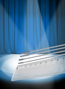 Die neuen induktiven Ganzmetallsensoren der Baureihe Full Inox Miniature von Contrinex sind die kleinsten voll integrierten induktiven Sensoren auf dem Markt