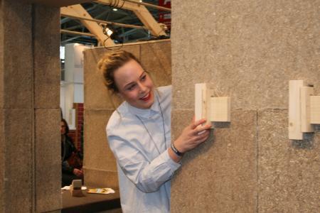 marietta und ihr haus aus hanf caparol farben lacke bautenschutz gmbh pressemitteilung pressebox. Black Bedroom Furniture Sets. Home Design Ideas