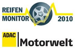 Logo ADAC Reifenmonitor
