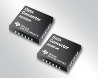 TI introduces bipolar, 12-bit, 1-MSPS, 4- and 8-channel SAR ADCs for industrial process control, data acquisition