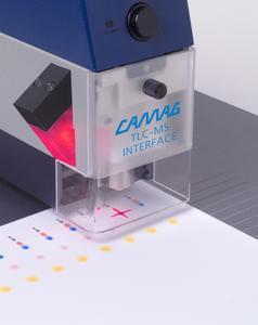 Das CAMAG TLC-MS Interface (Detail)