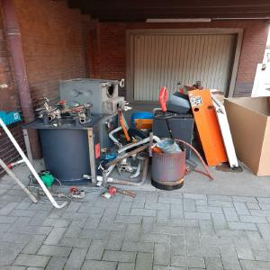 Schrottabholung in Gelsenkirchen – ordnungsgemäße Entsorgung sichergestellt