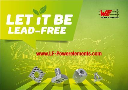 LF Powerelements – Bleifreie Hochstromkontakte von Würth Elektronik ICS / Bildquelle: Würth Elektronik ICS