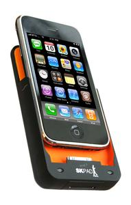 SKPAD Battery Case for iPhone 3G