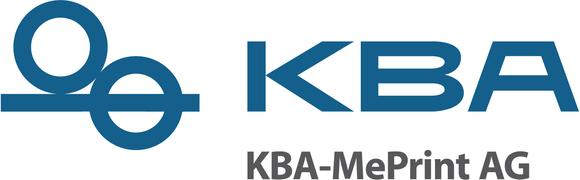 KBA-MePrint's new logo