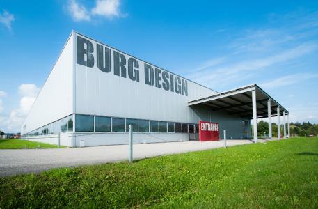 Burg Design in Steyr, Austria