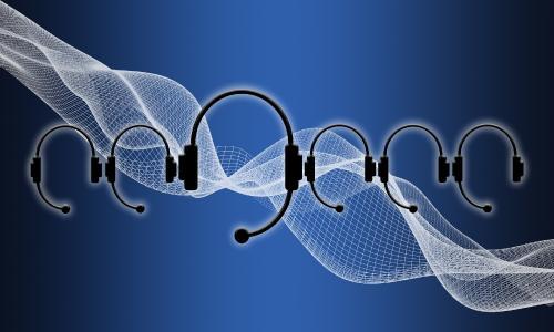 Moderne Call Center gehören zur Kommunikationsstrategie vieler Firmen