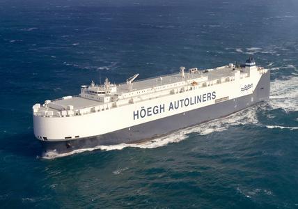 """Marenave Schiffahrts AG setzt mit Kauf des Autotransporters MV """"Höegh Berlin"""" ihre Strategie der Diversifikation konsequent weiter fort"""