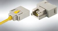 New Harting module Han® RJ45 for high transfer rates of up to 10 Gbit/s
