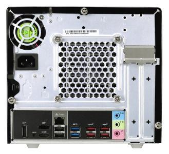 Shuttle stellt ersten XPC cube für die 8. Generation der Intel Core Prozessoren vor