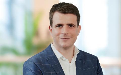 Fabian Stocker, Partner bei valantic und Vice President im Competence Center Supply Chain Excellence / Bildquelle: valantic