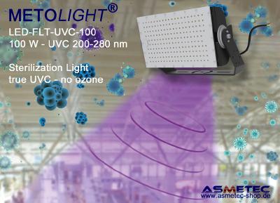 UVC-Strahler 100 Watt