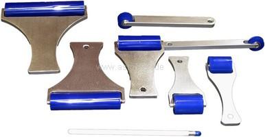 METOCLEAN Mini-Handroller und Swabs