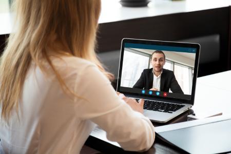 Online-Training mit Künstlicher Intelligenz