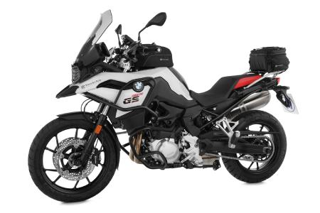 Fits perfect to the BMW F 750 GS ...