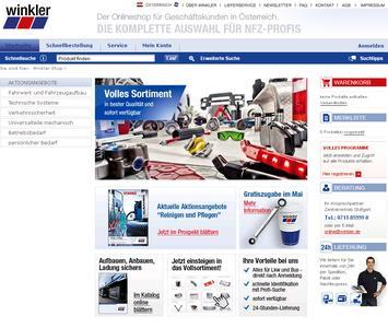 Der Onlineshop für Nutzfahrzeugteile - jetzt in Österreich