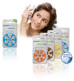 power one hearing aid batteries - technology made in Germany