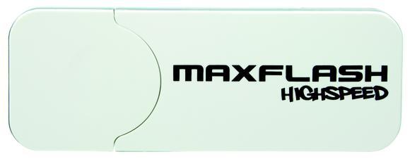 Maxflash High-speed USB drive front - 5 MB