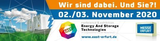 Bild: Messe Erfurt GmbH - EAST 2020