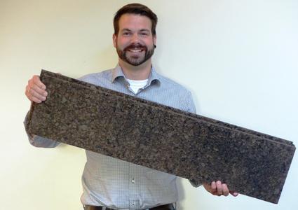 Fußboden Kork Dämmung ~ Neuentwicklung inthermo präsentiert kork sockelplatte für