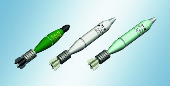 Rheinmetall gewinnt Großauftrag für Mörsermunition