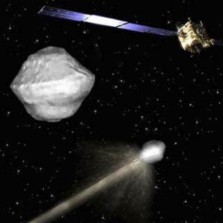 Asteroid deflection mission seeks smashing ideas