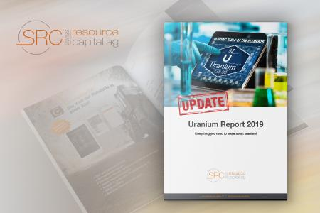 Uranium Report 2019 - Update: New and relevant information for download