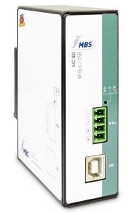 Der MBS Pegelwandler kann überall dort zum Einsatz kommen, wo die Messwerte aller Arten von Zählern (Strom, Gas, Wärme, Wasser etc.) mit dem M-Bus-Standard ausgelesen werden und ein M-Bus-Master mit einem freien USB-Port vorhanden ist. Der Pegelwandler ist für bis zu 30 Standardlasten mit max. 1,5 mA und daher für maximal 30 Zähler ausgelegt.