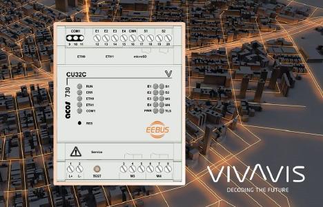 VIVAVIS bringt FFN-Steuerbox mit EEBUS-Schnittstelle auf den Markt