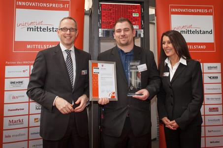 Landessieger INNOVATIONSPREIS-IT 2013
