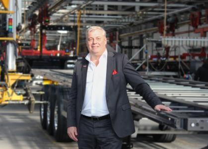 Mark Engelen, director of Key Account Management for north-western Europe at Kögel BeNeLux B. V.