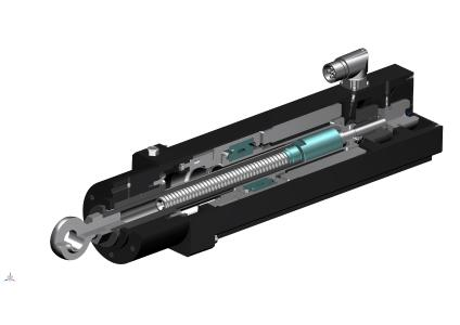 The technology shift from pneumatics to servo can be successfully implemented using precisely fitting motors