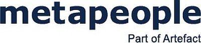 Logo metapeople - Artefact